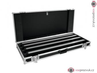 Transportní case pro 4x LED Bar-252 RGB