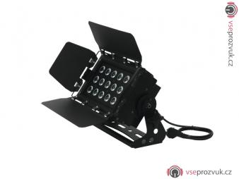 Eurolite LED Wash 18x 8W QCL RGBW - Compact QCL lighting system