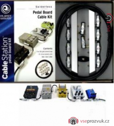 PLANET WAVES PW-GPKit-10 Pedal Board Cable Kit
